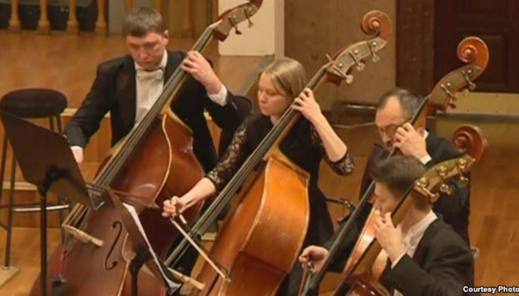 Симфоник оркестрда татарларны өнәп бетермиләр…