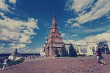 Британия газетасы Казанны туристларга тәкъдим итә