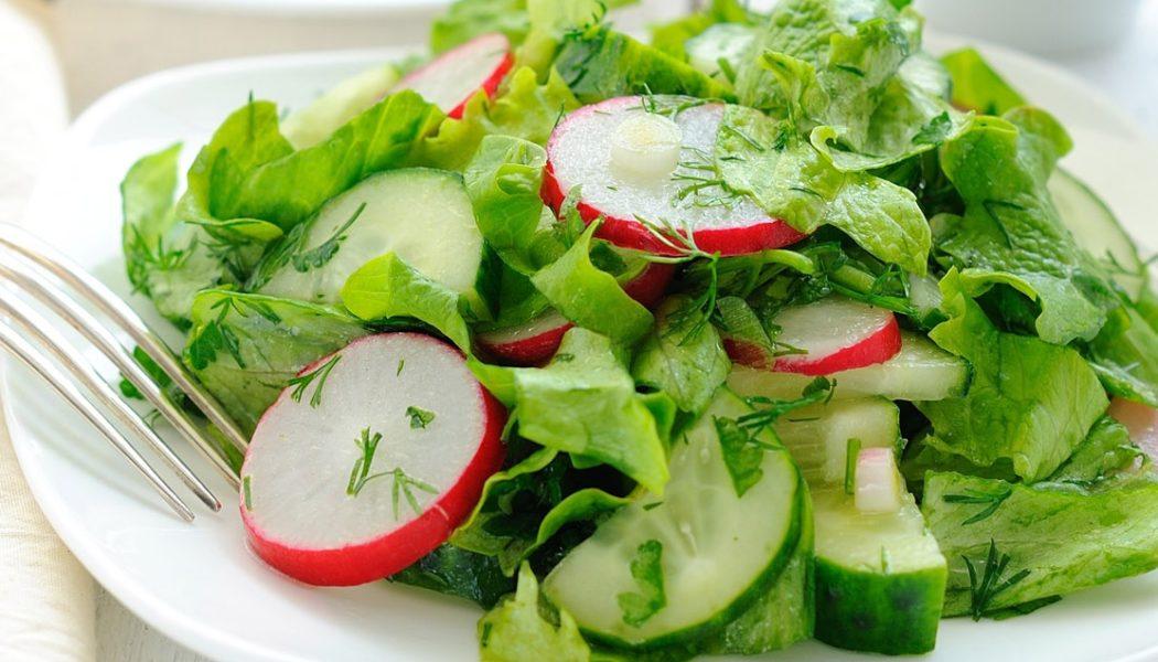5 файдалы язгы салат