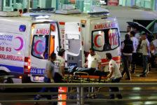 Истанбул аэропортында көчле шартлау була. Татарстаннан зыян күрүчеләр бармы? [видео]