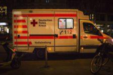 Бавариянең Ансбах шәһәрендә шартлау булган [видео]