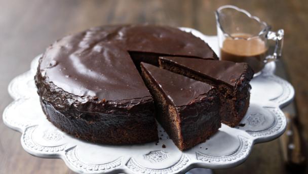Шоколадно молочный пирог рецепт