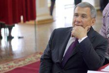 21 сентябрь Рөстәм Миңнеханов Татарстан депутатлары каршына басып нәрсә сөйләр?