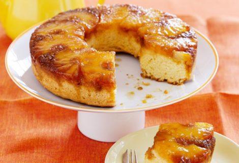 Ананаслы пирог рецепты