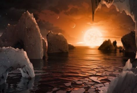 Галимнәр яңа җиде планета ача [видео]