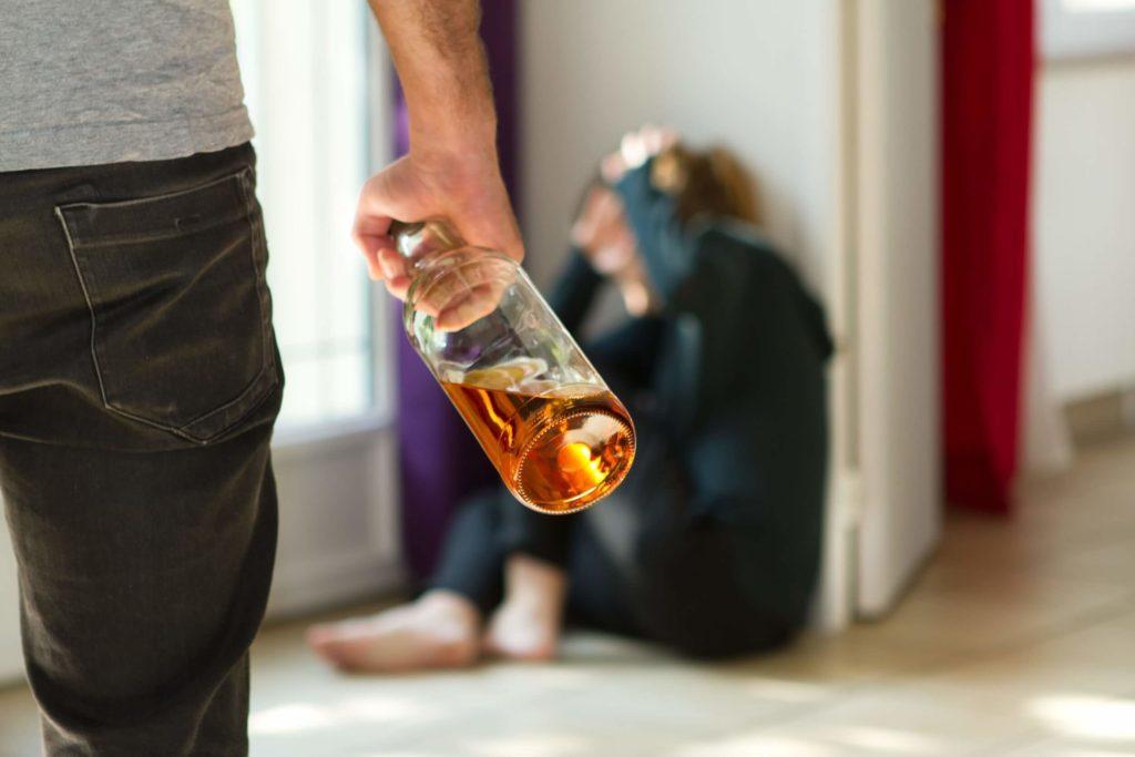 Не могу терпеть алкоголизм мужа