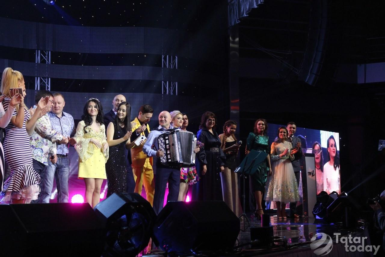 ТМТВ премиясе: Фирдүс Тямаев тантанага килмәде [фоторепортаж]