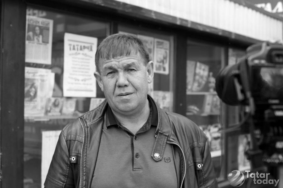 """Илфак Шиһапов язмаларыннан: """"Вакыт-вакыт башка үлем турындагы фикерләр кергәли"""""""