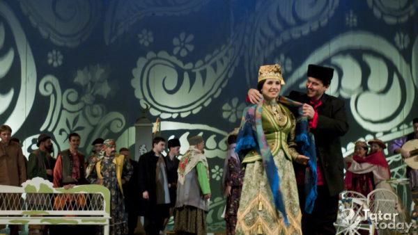 Камал театры ялларда тамашачыларны спектакльләр карарга чакыра