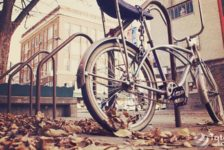 Казанда яңа арт-объект: велосипедлардан чыршы ясамакчылар [фото]