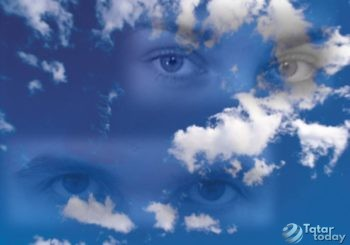 «Әнием, мин үскәч, очучы булам да  болытлардан әтиемне алып, җиргә төшерәм. Сагындым...»