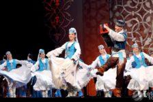Татар дәүләт җыр һәм бию ансамбле 80 еллыгын бәйрәм итә [видео]