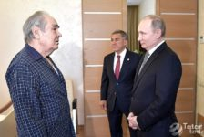 Күздән югалган Миңтимер Шәймиев хастаханәдә, Путин хәлен белергә килә [фото-видео]