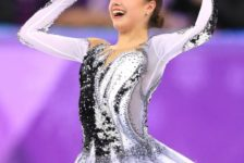 15 яшьлек татар кызы Алинә Заһитова Олимпиада уеннарында рекорд куйды [фоторепортаж]