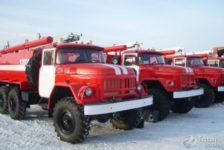 Казанның зур машина парковкасында – янгын