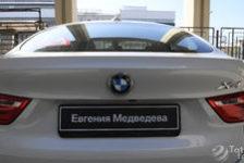 Олимпиадачылар BMW машиналарын сата: ни өчен һәм ничә сум?