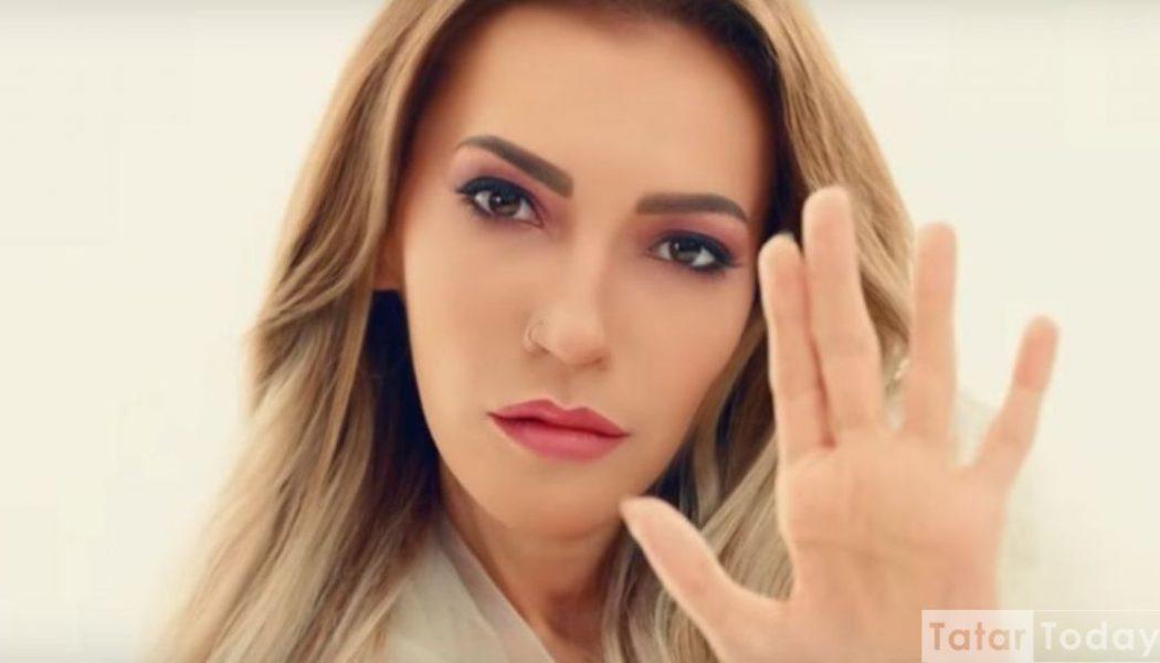 Юлия Самойлова «Евровидение»дә җыр сүзләрен оныта [видео]