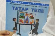 """Чеп-чи татар кызы рус телендә исәнләште"" [гыйбрәт өчен]"