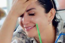 "Илсөя Бәдретдинова янындагы стриптизер егетләр ""Әбием күрмәсә ярар иде"" ди  [фото]"