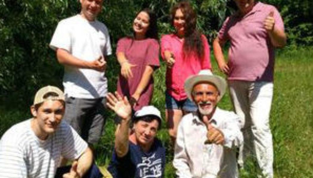 Яңа татар фильмында уйнаучы актерлар үзләре костюм да тегә, балык та тота