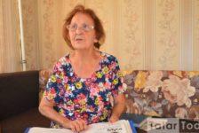 Сара Садыйкова кызы Әлфия Айдарскаяның түрәләр җавабыннан өмете өзелгән