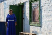 Чыпчык авылында яшәүче Галия Камалова урамда калудан курка