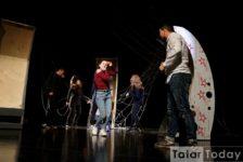 «Ут чәчәге»: Кариев театры наркомания баләсен премьера итеп күрсәтә [фото-видео]