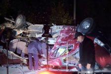 Зур юл фаҗигасендә 11 кеше һәлак була