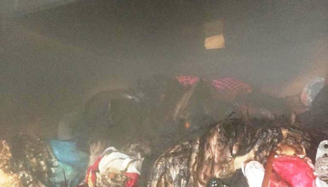 Татарстанда өйдә бикләп калдырылган өч яшьлек бала янып үлә [фото]