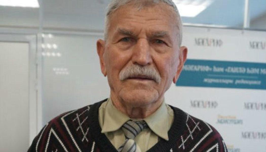 80 яшьлек Мәдәрис ага Галимҗанов: «Үзем гаепле»
